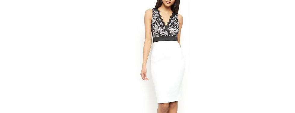black and white elegance