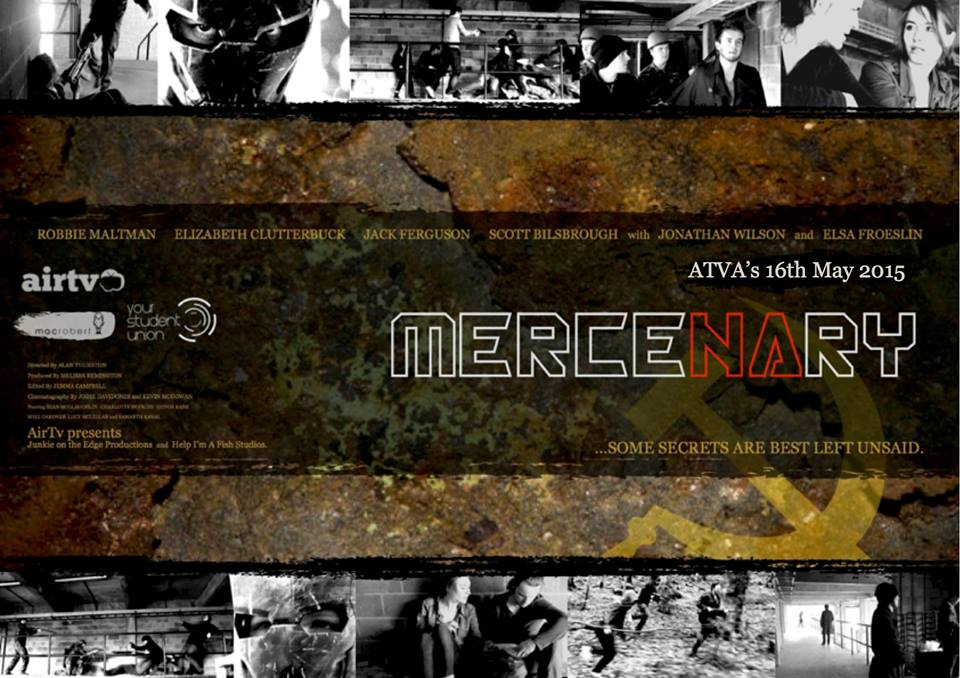 mercenary poster