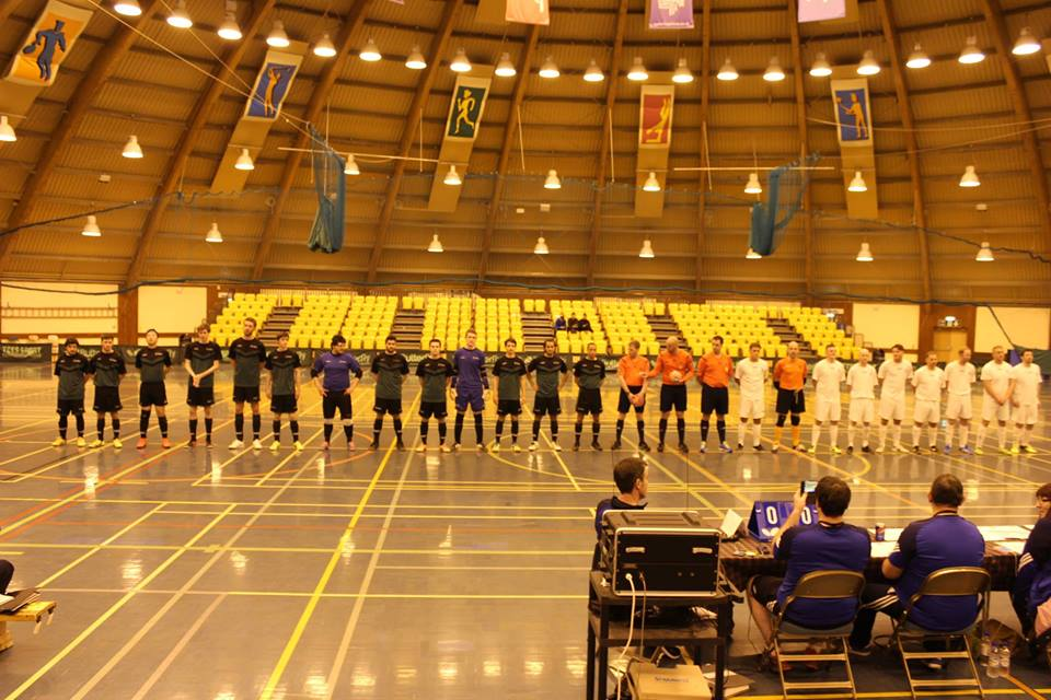 Stirling Futsal November