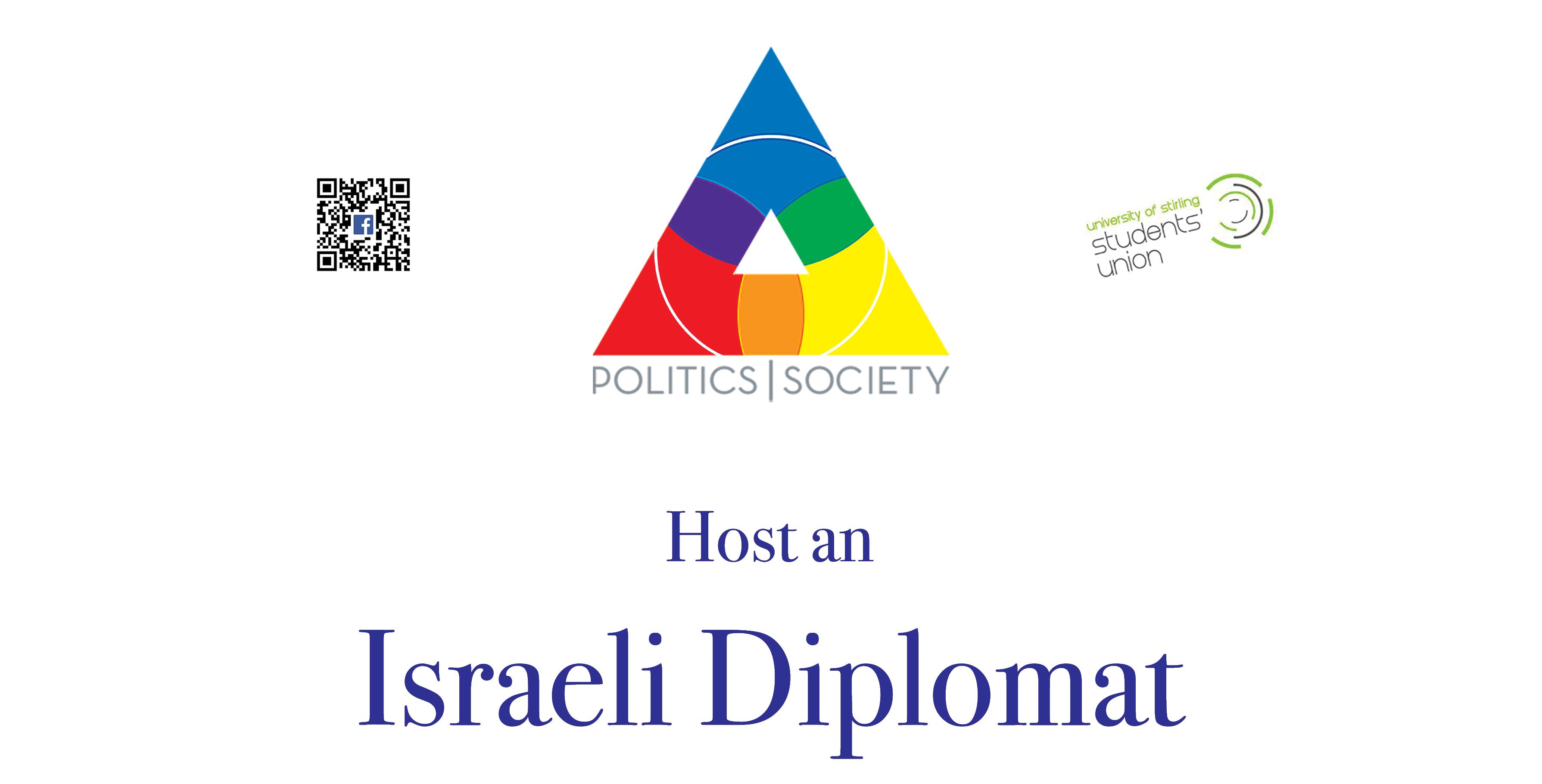 Israeli Diplomat poster1 (2)
