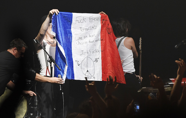 FRANCE-ATTACK-MUSIC-BATACLAN-DOHERTY
