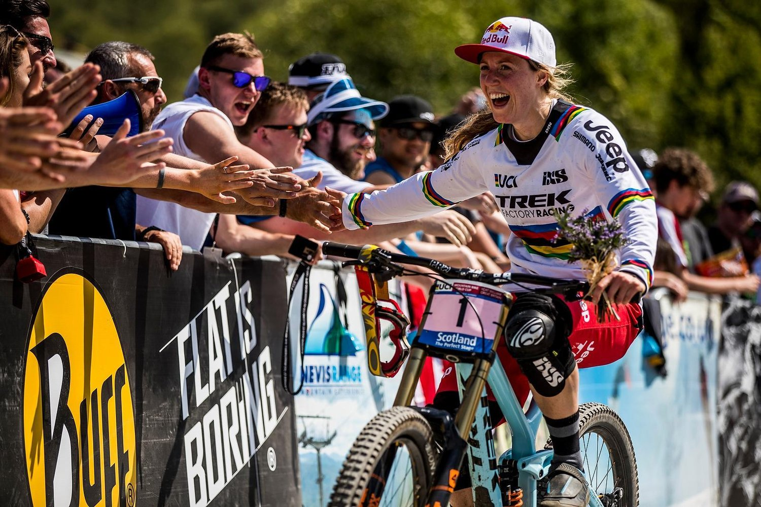 Fort William World Cup DH
