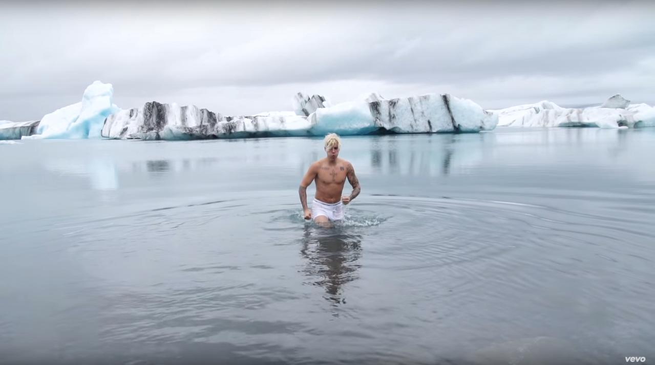 Bieber glacier