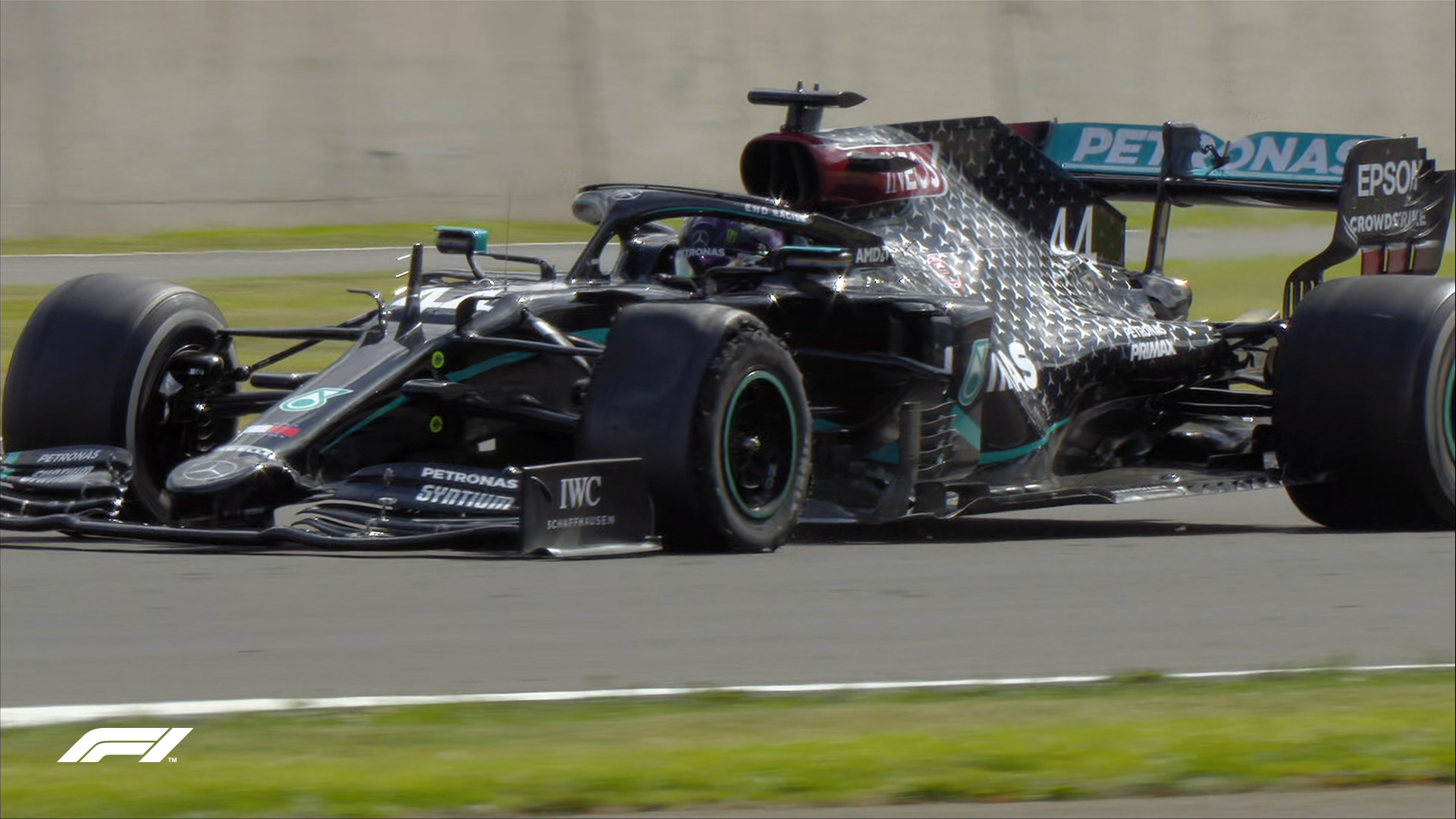 Lewis Hamilton won yet another race bookended with drama this season, as supersub Nico Hulkenburg doesnt even see the lights, Alexander Albon punts of