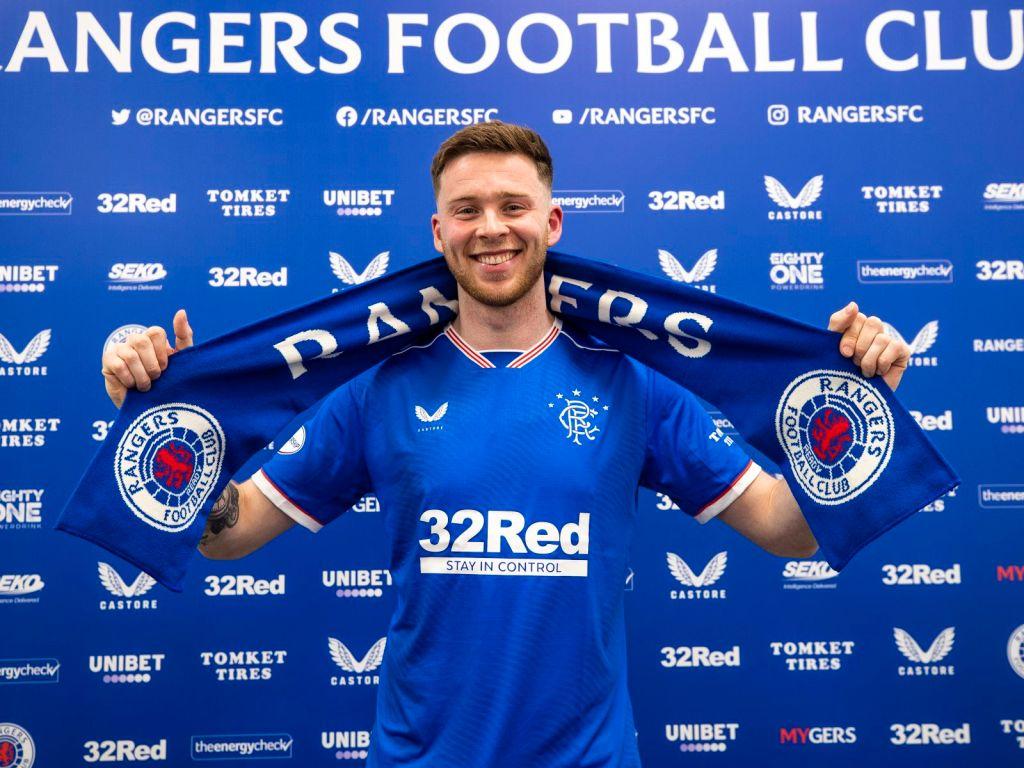 Image Credit: Rangers Website