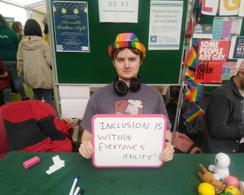 Promoting the idea that inclusion is within everyone's ability